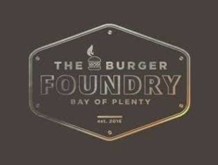 The Burger Foundry logo
